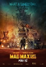 Kinoposter Mad Max: Fury Road