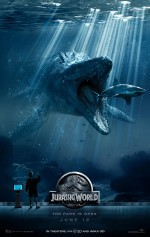 Kinoposter Jurassic World