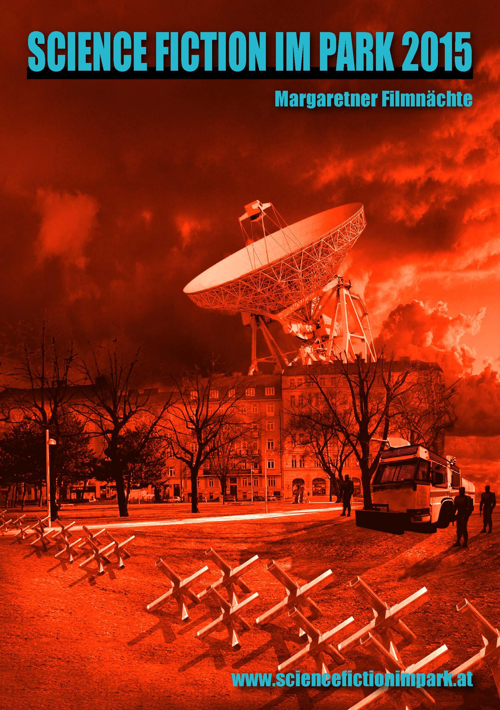 science fiction im park