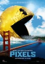 Kinoposter Pixels