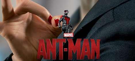 Kinoposter zu »Ant-Man« (2015)