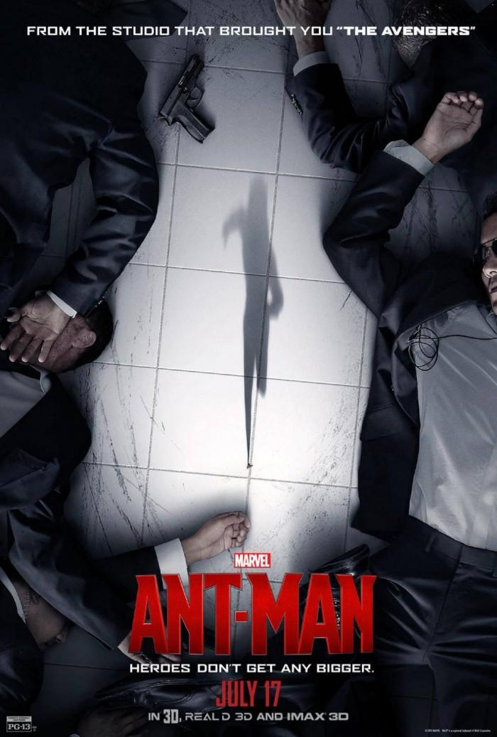 Kinoposter Ant-Man 2015