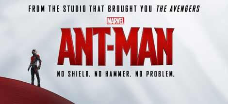 Kinocharts Nordamerika: »Ant-Man« (2015)