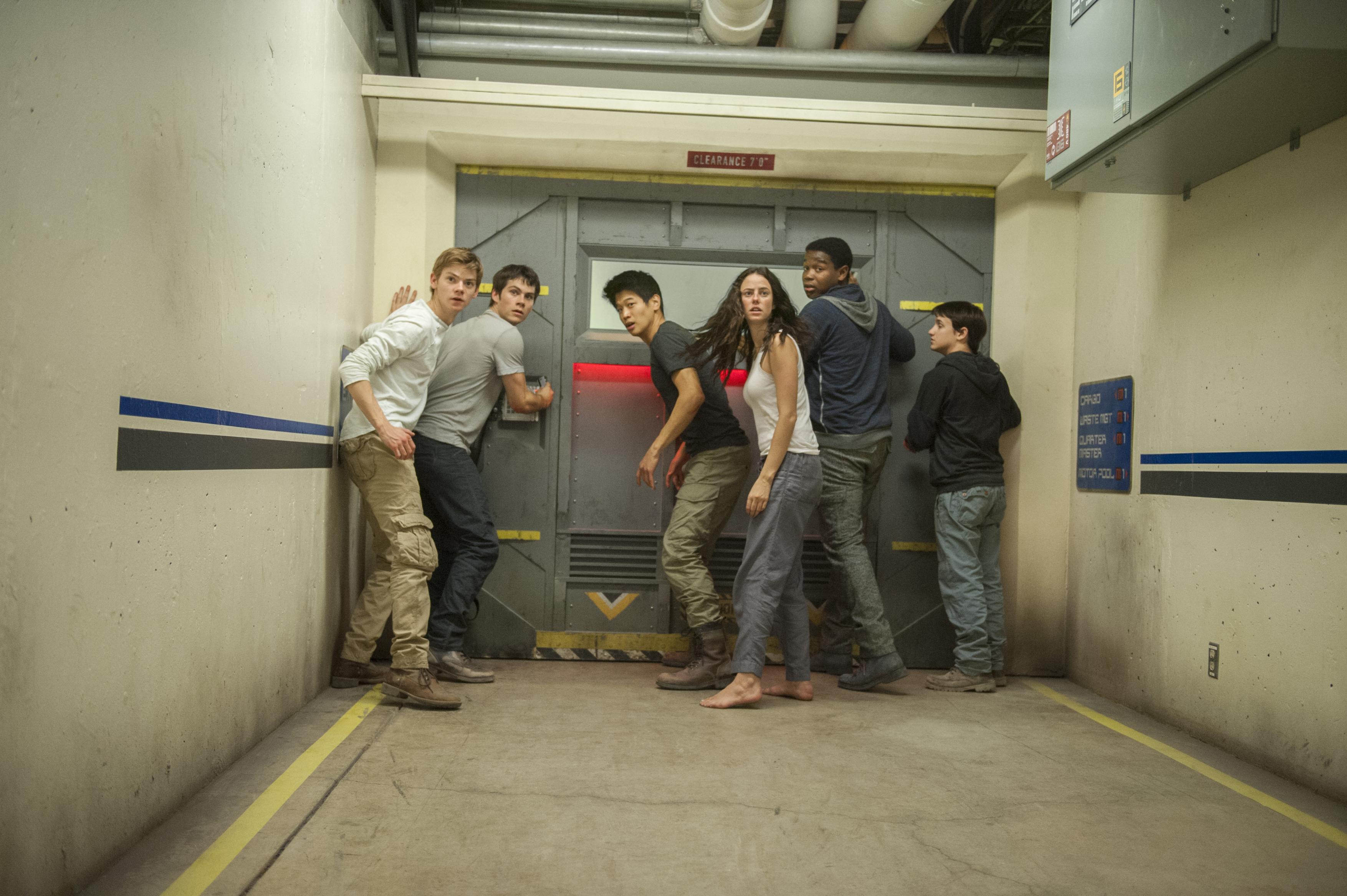 Filmkritik: »Maze Runner 2 – Die Auserwählten in der