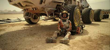 Filmkritik: »Der Marsianer – Rettet Mark Watney« (2015) (OT: »The Martian«)