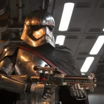 Star Wars: The Force AwakensCaptain Phasma (Gwendoline Christie)Ph: David James©Lucasfilm 2015