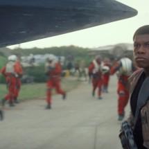 Star Wars: The Force AwakensFinn (John Boyega)Ph: Film Frame© 2014 Lucasfilm Ltd. & TM. All Right Reserved..