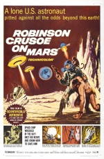 Kinoposter Robinson Crusoe on Mars