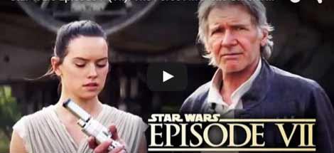 Der 2. TV-Spot zu »Star Wars: The Force Awakens« | »Star Wars: Das Erwachen der Macht« (2015)