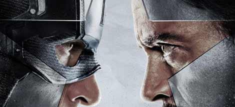 Erster Trailer zu »Captain America: Civil War« (2016)