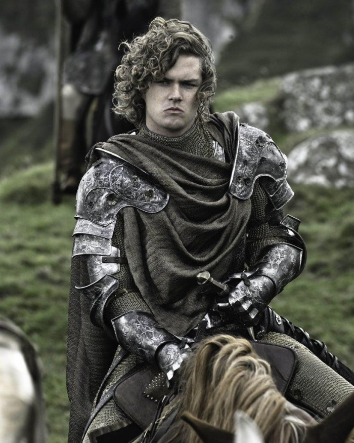 Stargast Finn Jones / © HBO Game of Thrones