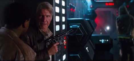 Erster Clip aus »Star Wars: The Force Awakens« | »Star Wars: Das Erwachen der Macht« (2015)