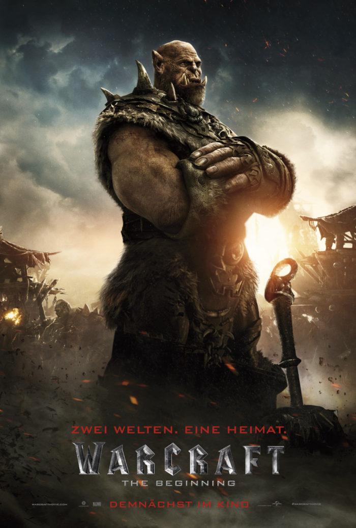 Warcraft_Online_1-Sht_Doomhammer_Germany