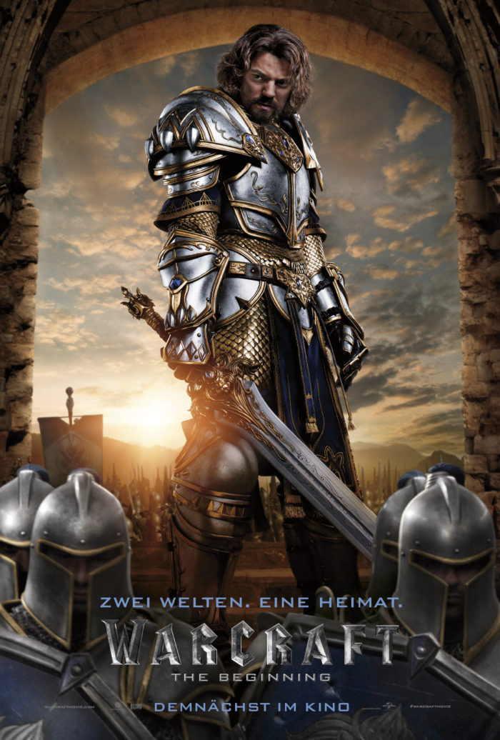 Warcraft_Online_1-Sht_KingLlane_Germany
