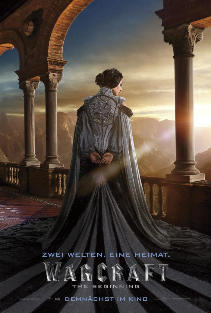 Warcraft_Online_1-Sht_LadyTaria_Germany