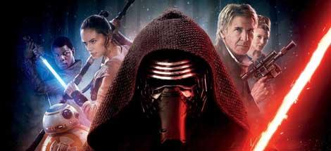 Kinoposter zu »Star Wars: The Force Awakens« | »Star Wars: Das Erwachen der Macht« (2015)