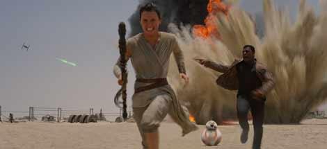 Ein neuer Trailer zu »Star Wars: The Force Awakens« | »Star Wars: Das Erwachen der Macht« (2015)!