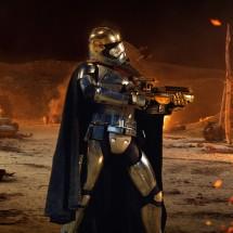 Star Wars: The Force AwakensCaptain Phasma (Gwendoline Christie)Ph: Elena Dorfman© 2015 Lucasfilm Ltd. & TM. All Right Reserved.