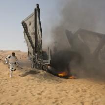 Star Wars: The Force AwakensFinn (John Boyega)Ph: David James©Lucasfilm 2015