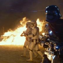 Star Wars: The Force AwakensCaptain Phasma (Gwendoline Christie)Ph: Film Frame© 2014 Lucasfilm Ltd. & TM. All Right Reserved..