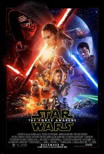 Kinoposter Star Wars The Force Awakens