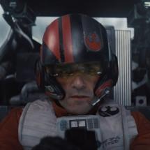 Star Wars: The Force Awakens  Poe Dameron (Oscar Isaac)  Ph: Film Frame  ©Lucasfilm 2015