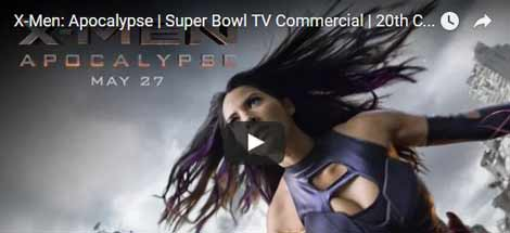 Super Bowl-Trailer 2016: »Captain America: Civil War«, »X-Men: Apocalypse«, »Deadpool« und »Independence Day: Resurgence«
