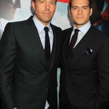 """- New York, NY - 3/20/16 -The New York Premiere of Warner Bros.Pictures """"Batman vs. Superman: Dawn of Justice"""".-PICTURED: Ben Affleck and Henry Cavill-PHOTO by: Dave Allocca/Starpix-FILENAME: DA_16_100348.JPG-LOCATION: Radio City Music Hall Startraks Photo New York, NY For licensing please call 212-414-9464 or email sales@startraksphoto.comImage may not be published in any way that is or might be deemed defamatory, libelous, pornographic, or obscene. Please consult our sales department for any clarification or question you may have.Startraks Photo reserves the right to pursue unauthorized users of this image. If you violate our intellectual property you may be liable for actual damages, loss of income, and profits you derive from the use of this image, and where appropriate, the cost of collection and/or statutory damages.NY For licensing please call 212-414-9464 or email sales@startraksphoto.comImage may not be published in any way that is or might be deemed defamatory, libelous, pornographic, or obscene. Please consult our sales department for any clarification or question you may have.Startraks Photo reserves the right to pursue unauthorized users of this image. If you violate our intellectual property you may be liable for actual damages, loss of income, and profits you derive from the use of this image, and where appropriate, the cost of collection and/or statutory damages."""