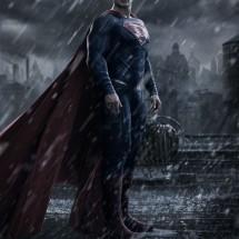 BVS-Superman First Look