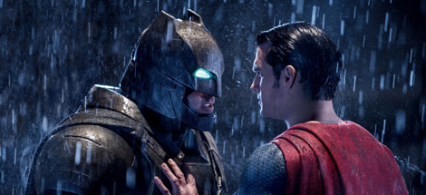 Kinocharts USA/Kanada: »Batman v Superman: Dawn of Justice« (2016)