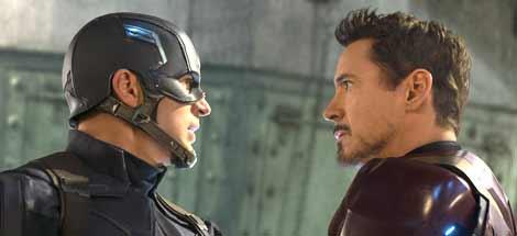 Filmkritik: »Captain America: Civil War« (2016) – der bessere Avengers-Kinofilm!