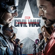 Captain America Civil War Kinoposter