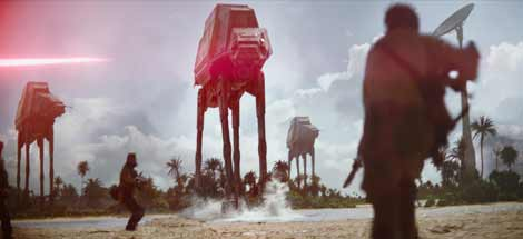 »Rogue One: A Star Wars Story« (2016) – Die Rebellen sind los!