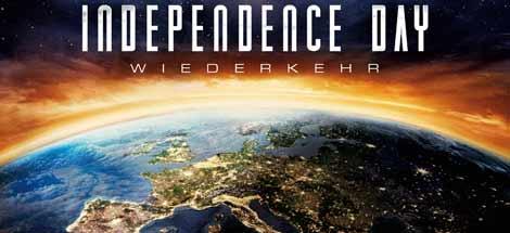 Kinoposter zu »Independence Day: Wiederkehr« | »Independence Day: Resurgence« (2016)