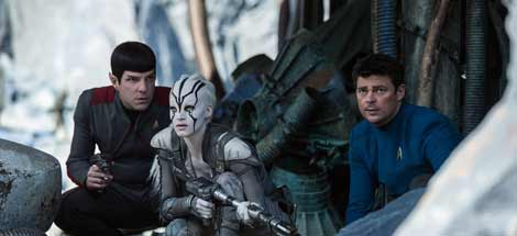»Star Trek: Beyond« (2016) – Trailer, Handlungsinfos, Szenenfotos