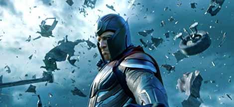 Kinocharts USA/Kanada: »X-Men: Apocalypse« und »Alice im Wunderland: Hinter den Spiegeln« (2016)