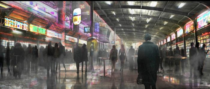 Concept Art Blade Runner Sequel