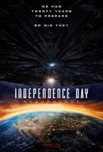 Poster Independence Day 2