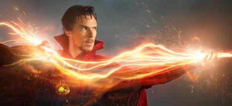 Filmkritik: »Doctor Strange« (2017) – Die Welt steht Kopf!