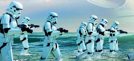Kinoposter zu »Rogue One: A Star Wars Story« (2016)