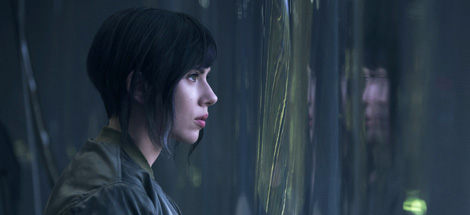 Erster Trailer zu »Ghost In The Shell« (2017)