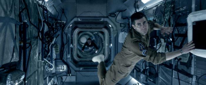 Jake Gyllenhal an Bord der ISS
