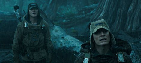 Kinocharts USA/Kanada: »Alien: Covenant« (2017)