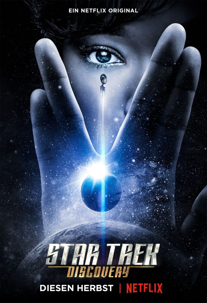 Endlich! »Star Trek: Discovery« startet am 25. September bei Netflix