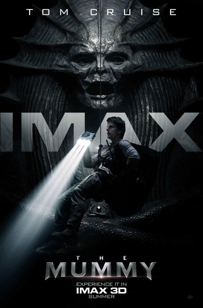 Kinoposter zu »Die Mumie« (2017)