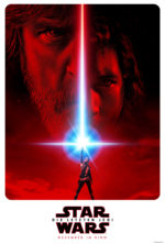 Kinoposter Star Wars The Last Jedi