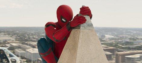 Kinocharts USA/Kanada: »Spider-Man: Homecoming« (2017)