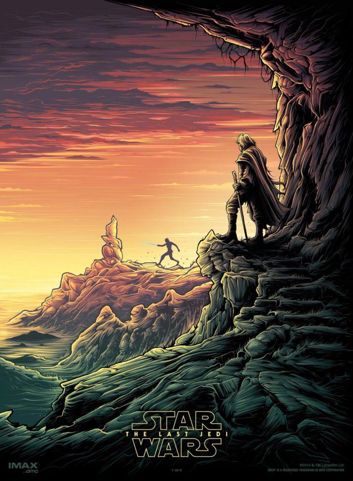 Kinoposter zu »Star Wars: Die letzten Jedi« | (OT: »The Last Jedi«) (2017)