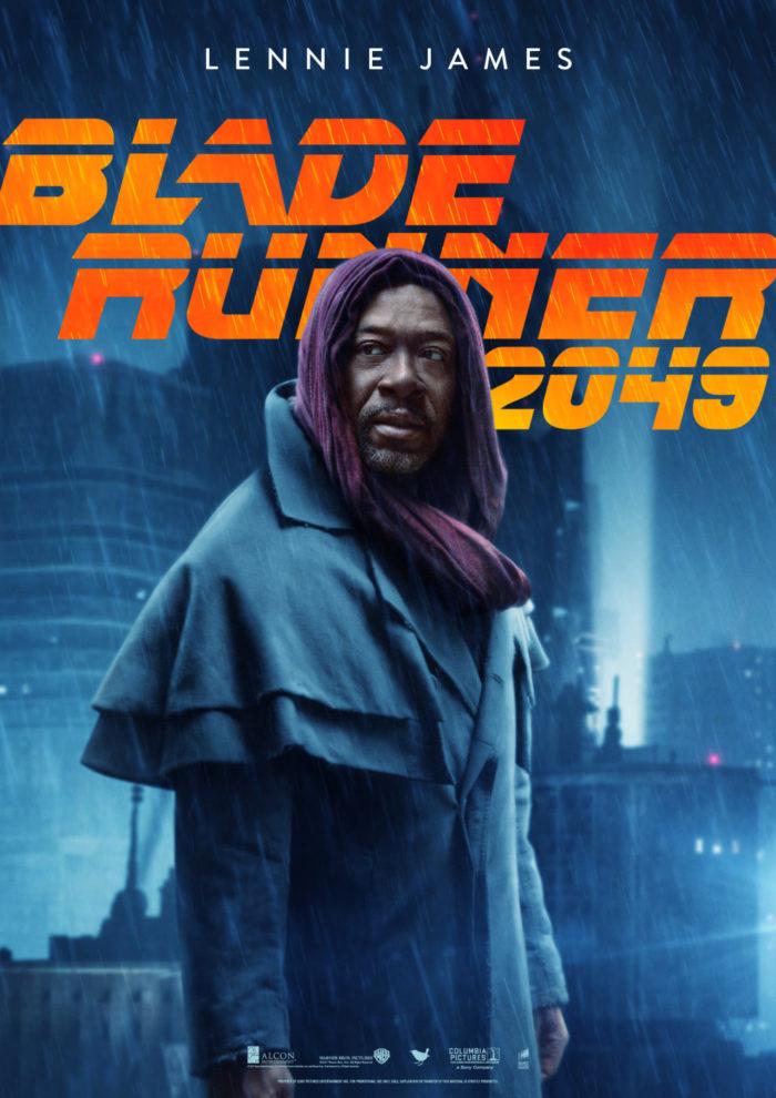 Kino- und Characterposter zu »Blade Runner 2049« (2017)