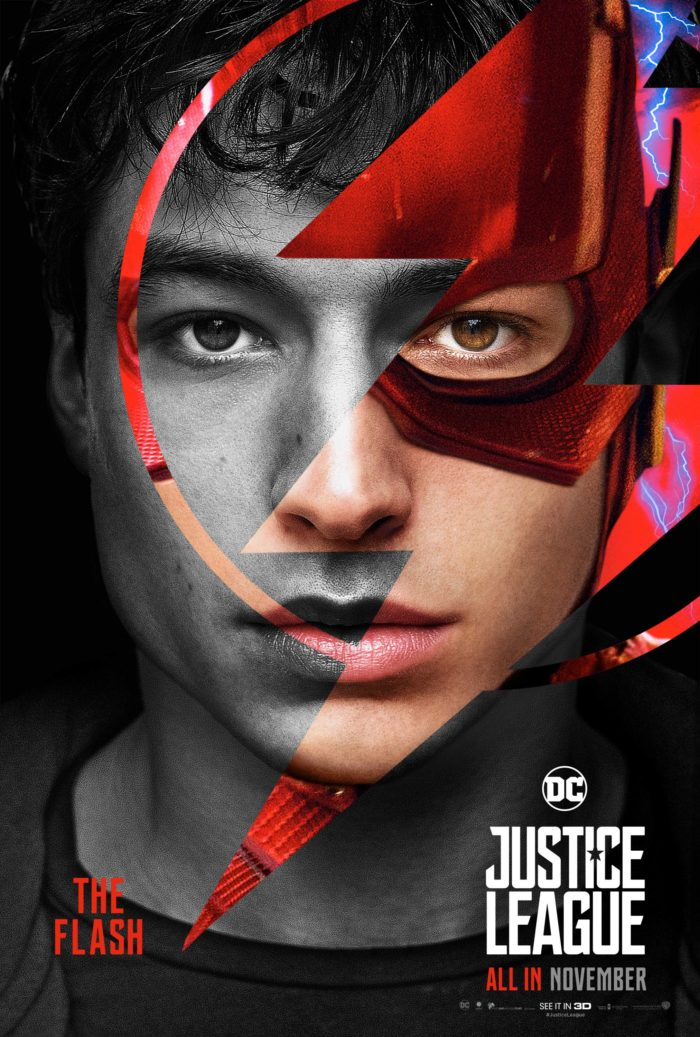 Kinoposter zu »Justice League« (2017)